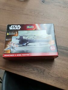 Revell Star Wars Resistance X-Wing Fighter (06753) Build & Play Model Kit - New