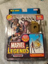 "MARVEL LEGENDS PSYLOCKE MOJO SERIES 6"" ACTION FIGURE MOC X-MEN 2006 TOY BIZ"