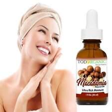Aceite De Macadamia Para Cabello, Piel, Cara Y Unas - 100% Natural Organico