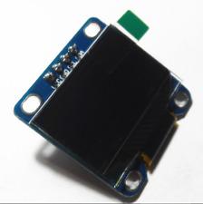 Azul Serial 2.4cm I2C IIC 128x64 OLED LCD PANTALLA LED Módulo para Arduino