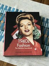1940s Fashion : The Definitive Sourcebook (2013, Book, Other)