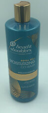 Head & Shoulders Royal Oils Moisturizing Co-Wash With Coconut Oil 15.2 Fl Oz NEW