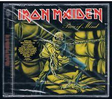 IRON MAIDEN PIECE OF MIND CD SIGILLATO!!!