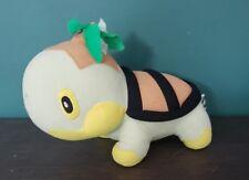 2008 Toy Factory Nintendo Pokemon Turtwig Grass Type Turtle Plush Stuffed Toy
