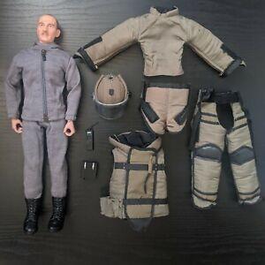 """1//6th Dragon DML WWII Soldier Canvas Messenger Shoulder backpack Fit 12/"""" Figure"""