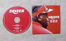 """CD AUDIO MUSIQUE / DRIVER """"AÏE AÏE AÏE (LE PETIT DOIGT EN L'AIR)"""" 2T CDS 1998"""