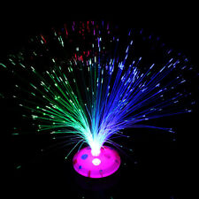 LED Multicolor Changing Fiber Optic Light Optical Fiber Lamp for Party Holiday