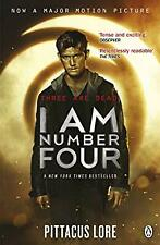 I Am Number Four: (Lorien Legacies Book 1) (The Lorien Legacies), Lore, Pittacus