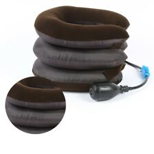 Inflatable Blow UP Cervical Vertebra Tractor F Neck Headache Back Pain Support