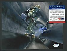 """Mike Kelley Signed 8""""x10"""" Photograph PSA Authenticated TMNT photo 2"""
