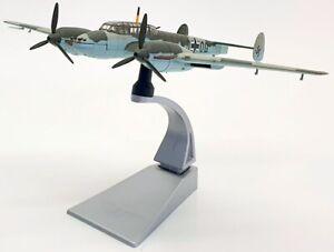 Corgi 1/72 Scale Model Aircraft AA38509 - Messerschmitt Bf110D VJ+OQ W.NR 3869