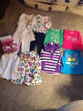Lot Of 11 The Childrens Place Sz 4T Long Sleeve And Pants USED Items
