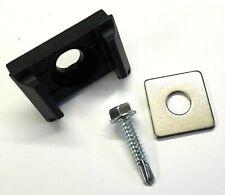 25x Pfosten-Reparatur-Set Gittermattenhalter Pfostenbock KU-Auflagebock