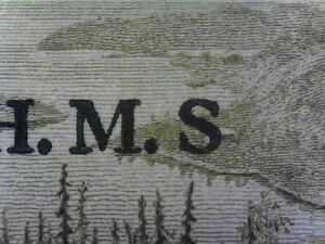 "MNG LL PB2 SC#O6a ""no period after S"" - 10c O.H.M.S. overprint"