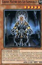 Grand Maitre des Six Samourais  (Grandmaster of the Six Samurai) RYMP-FR087