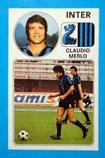 CALCIATORI PANINI 1976-77-Figurina-Sticker n. 110 - MERLO - INTER -Rec