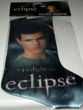 Twilight Eclipse Jacob Taylor Lautner Xmas Decoration Picture Photo Stocking
