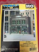 DPM #11600 - Carr's Parts - HO Scale Building Kit - Model Trains - New