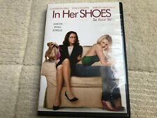 Time of Vintage - DVD In Her Shoes - Se Fossi Lei Cameron Diaz EZ-A337 - Usato