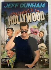 NEW Jeff Dunham Unhinged in Hollywood DVD (2015)