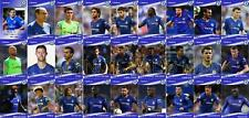 Chelsea FC Football Squad Trading Cards 2018-19