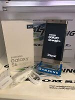 SAMSUNG GALAXY S6 EDGE PLUS SM-G928F 64GB ORO GOLD IMPECABLE ESTADO GRADO A