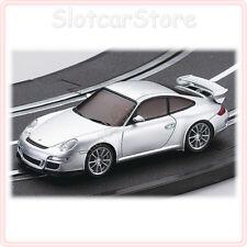 Slotcar Porsche 911 Gt3 Silber D1431030101 Kyosho