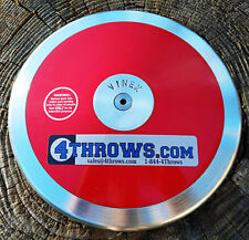 RED 75% Rim Weight Discus Size: 2 KG College Mens