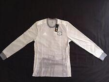 "Manchester United Grey 3rd Away Player Issue Shirt Size 7 Medium Jersey 40"" BNWT"