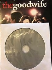 The Good Wife - Season 1, Disc 6 REPLACEMENT DISC (not full season)