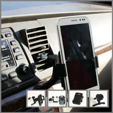 Car Air Vent Cradle Bracket Stand Black Cradle 360 Rotate Holder For iPhone 6 5