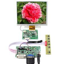 "7""  800x600 CLAA070MA0ACW LCD Screen  LVDS TTL Tcon Board DVI VGA LCD Controller"