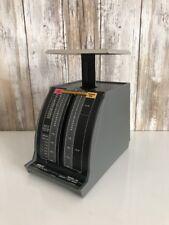 1999 Pelouze Scale Model X2 Usps Pricing Vintage Old-school Scale * Rare!