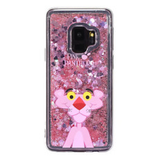 For Samsung S9 S9+ Note8 Dynamic Quicksand Liquid Glitter Bling Soft Case Cover