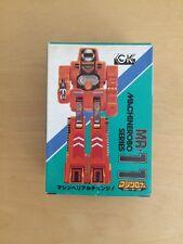 Machine Dozer Go bot Gobot Popy MR-11