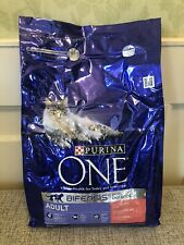 PURINA ONE Adult Salmon & Whole Grains Cat Food | Cats 3kg