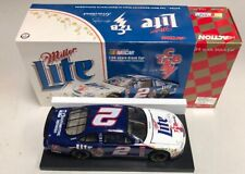 Rusty Wallace 1998 Miller Lite TCB Elvis 1:24 Diecast Bank Action RCCA 1 Of 1200