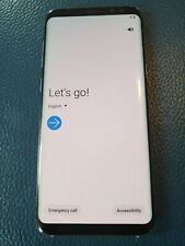 Samsung Galaxy S8 plus SM-G955U - 64GB - Blue (Unlocked) Excellent condition