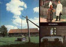 Litauen Postcard Postkarte Bildkarte 1987 Museum der Geschichte Litauens Kultur