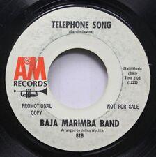 Rock Promo 45 Baja Marimba Band - Telephone Song / The Portugese Washerwomen On