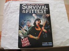 Last Night on Earth: Survival of The Fittest Expansion