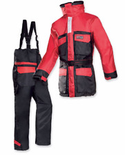Mullion 1mi8 North Sea 11 2 Piece Flotation/floatation Suit - All Sizes L