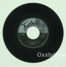 Calypso KING FIGHTER TROPICO Virgin Island Girls 1967 I WILL DO Devil RARE Ska