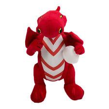 St George Illawarra Dragons NRL Plush Teddy Bear Toy Sublimated 2018 MASCOT Gift