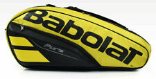Babolat Pure Aero RH x12 2019 Tennis Bag Pure Black Yellow Racket Racquet 751180