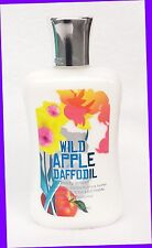 1 Bath & Body Works WILD APPLE DAFFODIL Body Lotion Hand Cream