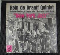 Rein De Graaff Quintet – New York Jazz (Timeless Muse – TI 321)