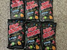 18 Packs POP ROCKS POPPING CANDY ASSORTED FLAVORS NEW FRESH 2020 free shipping