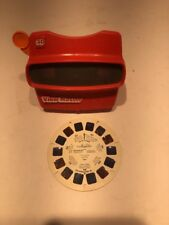 VINTAGE TYCO TOYS 3D RED VIEW-MASTER VIEWER