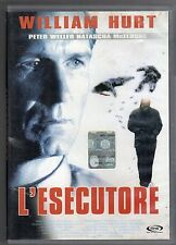 dvd L'ESECUTORE William HURT Peter WELLER Nataschia McELHONE